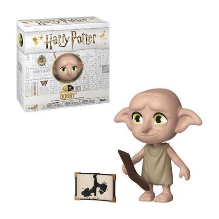 Harry Potter 5-Star Action Figure Dobby 8 cm
