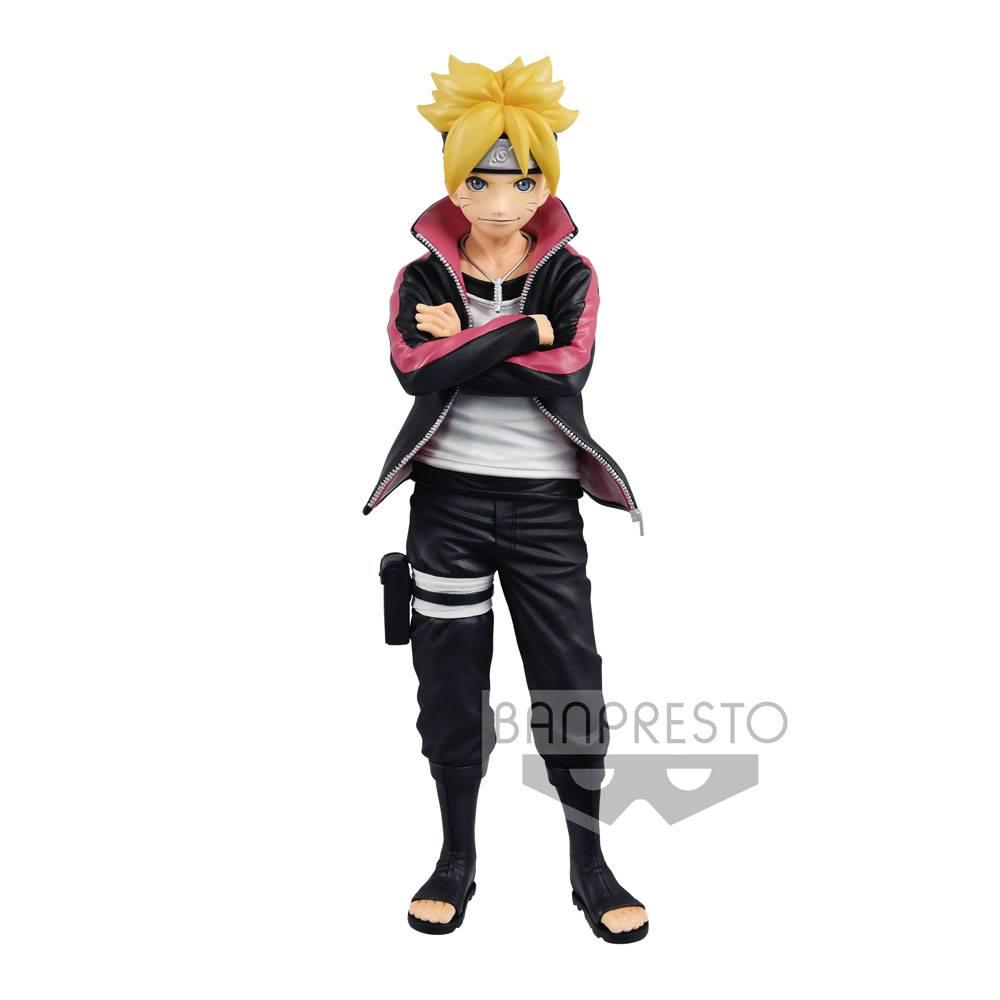 Boruto - Naruto Next Generation Shinobi Relations NEO Figure Boruto Uzumaki 23 cm