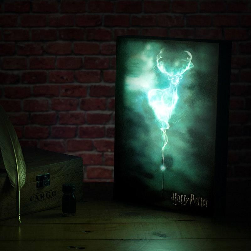 Harry Potter Luminart Light Patronus 30 cm