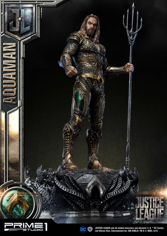 Justice League Statue Aquaman 88 cm