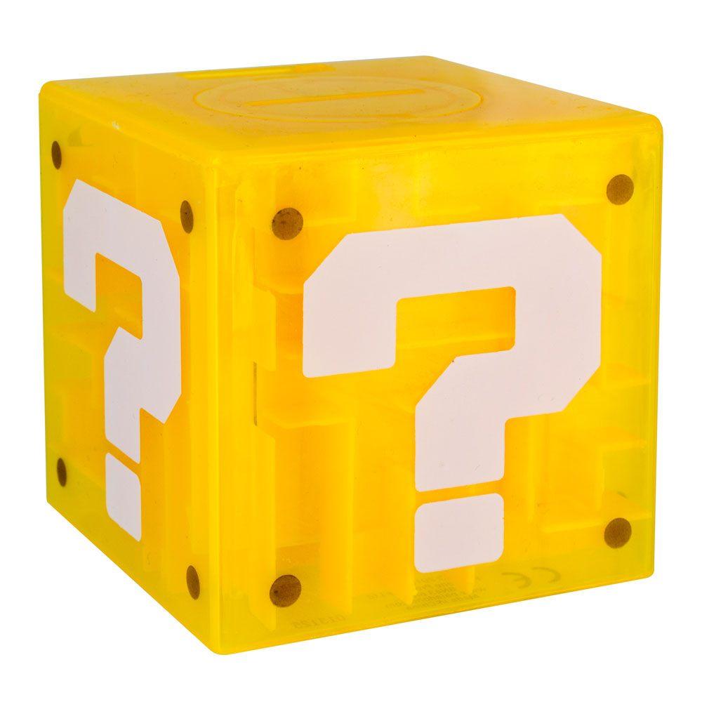 Super Mario Question Block Maze Safe