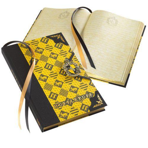 Harry Potter Huffelpuff Journal