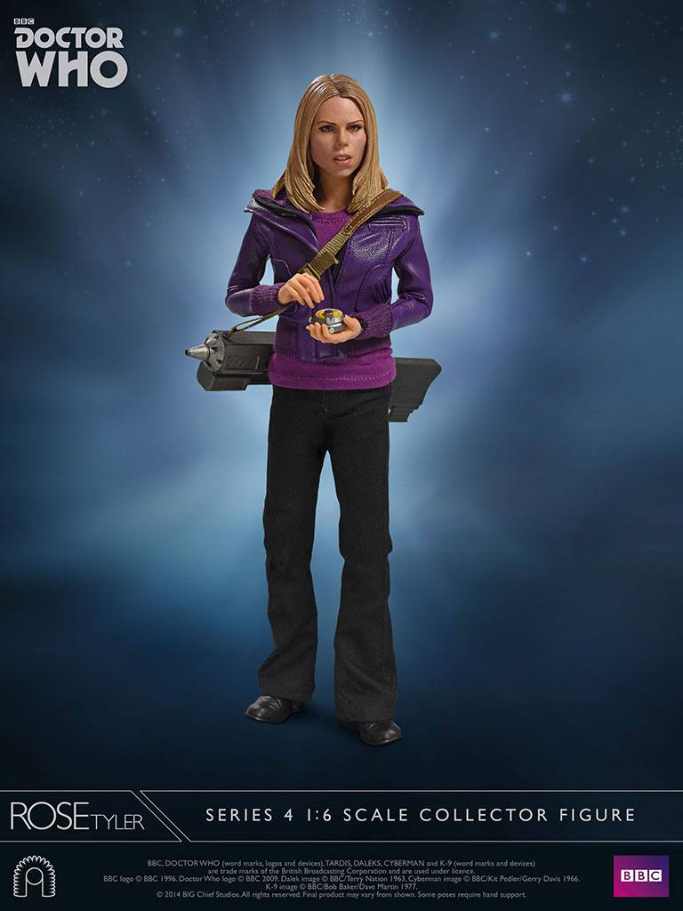 Doctor Who Collector Figure Series Action Figure 1-6 Rose Tyler Series 4 30 cm