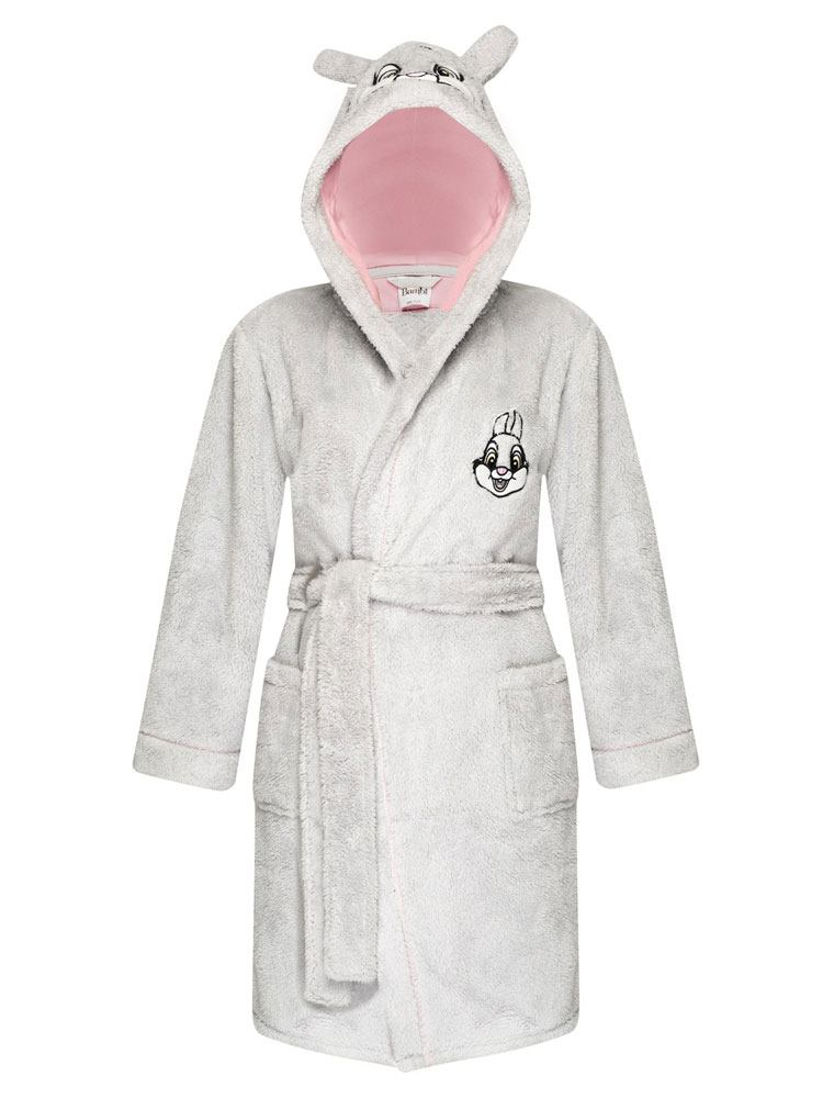 Bambi Fleece Bathrobe Thumper