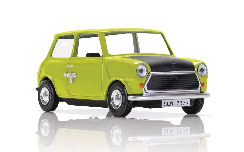 Mr. Bean Diecast Model 1/36 Mini