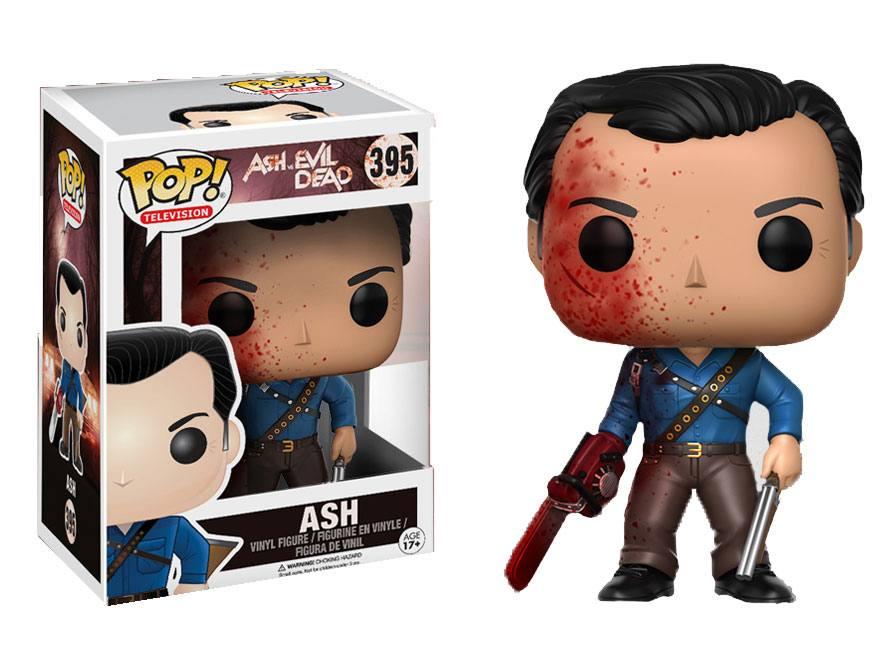 Ash vs Evil Dead POP! Television Vinyl Figure Bloody Ash 9 cm