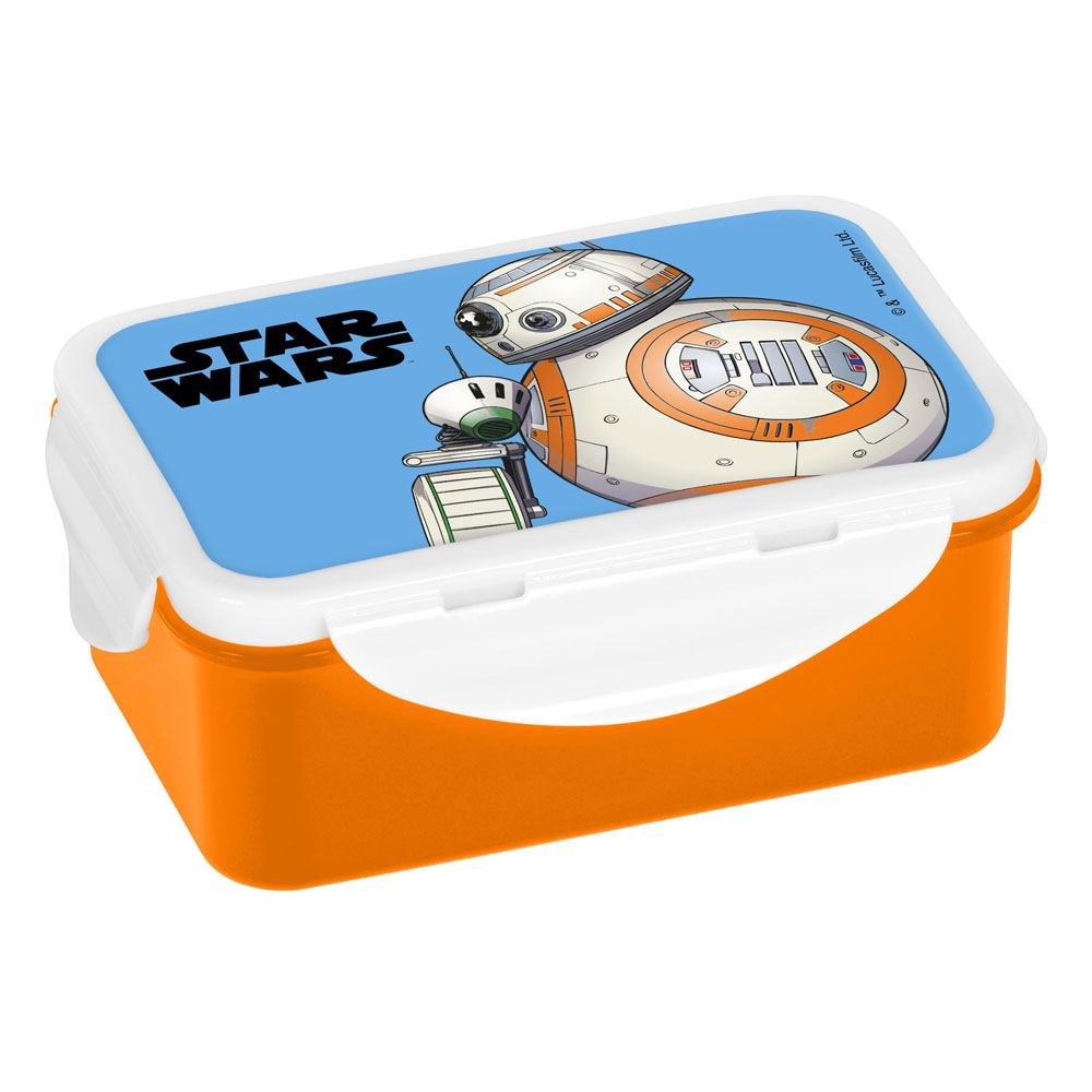 Star Wars Lunch Boxes BB-8 Case (6)