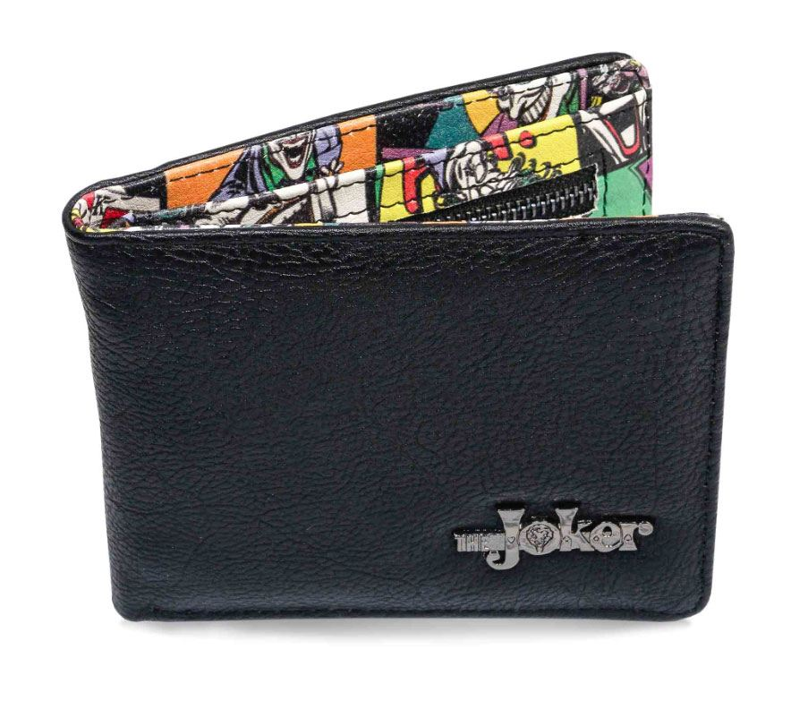 DC Comics Wallet The Joker Vintage