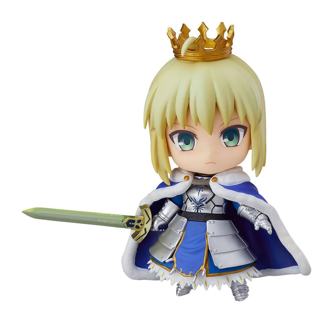 Fate/Grand Order Nendoroid Action Figure Saber/Altria Pendragon: True Name Revealed Ver. 10 cm