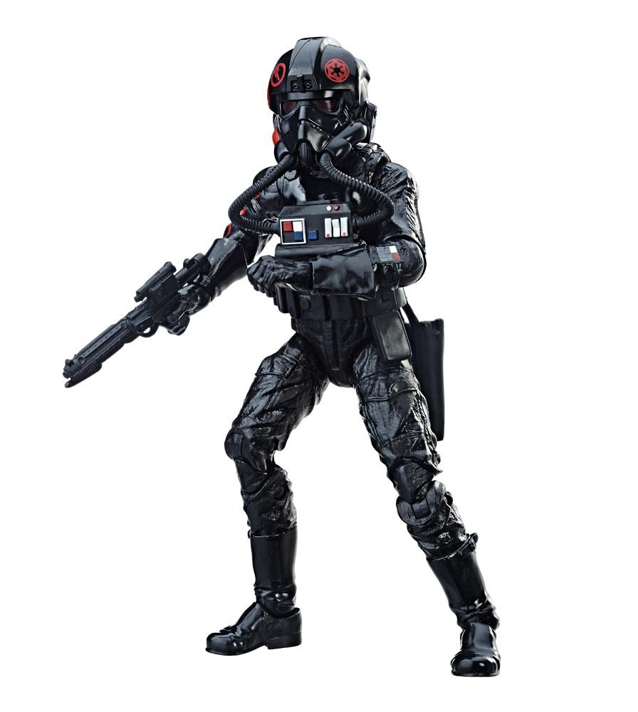 Star Wars Battlefront II Black Series Action Figure 2018 Inferno Squad Agent Exclusive 15 cm