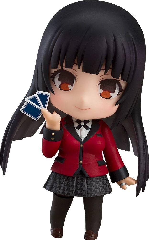 Kakegurui - Compulsive Gambler Nendoroid Action Figure Yumeko Jabami 10 cm