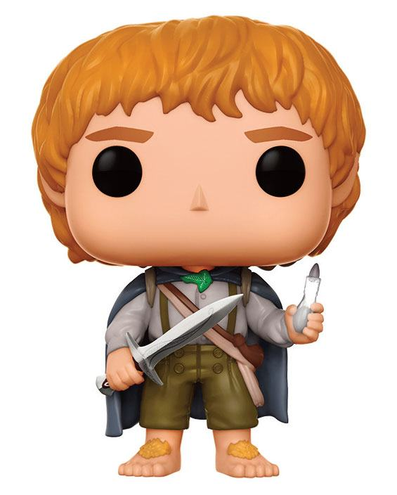 Lord of the Rings POP! Movies Vinyl Figure Samwise Gamgee 8 cm