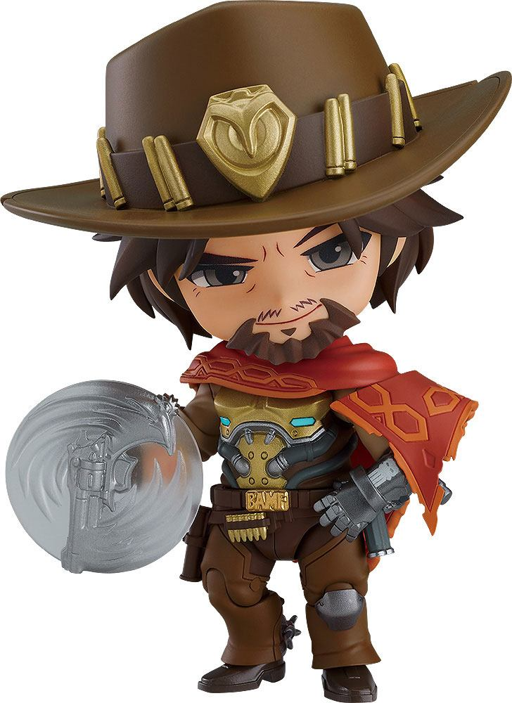 Overwatch Nendoroid Action Figure Mccree 10 cm