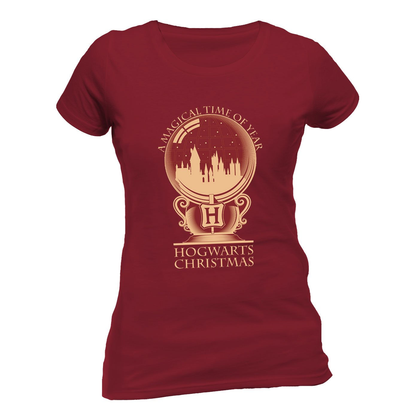 Harry Potter Ladies T-Shirt Magical Time Size M