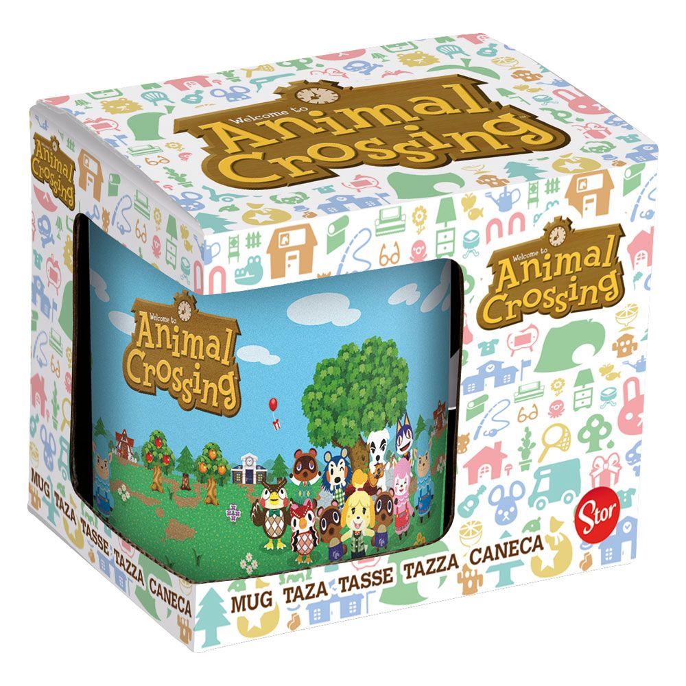 Animal Crossing Mug Case Logo & Characters (6)