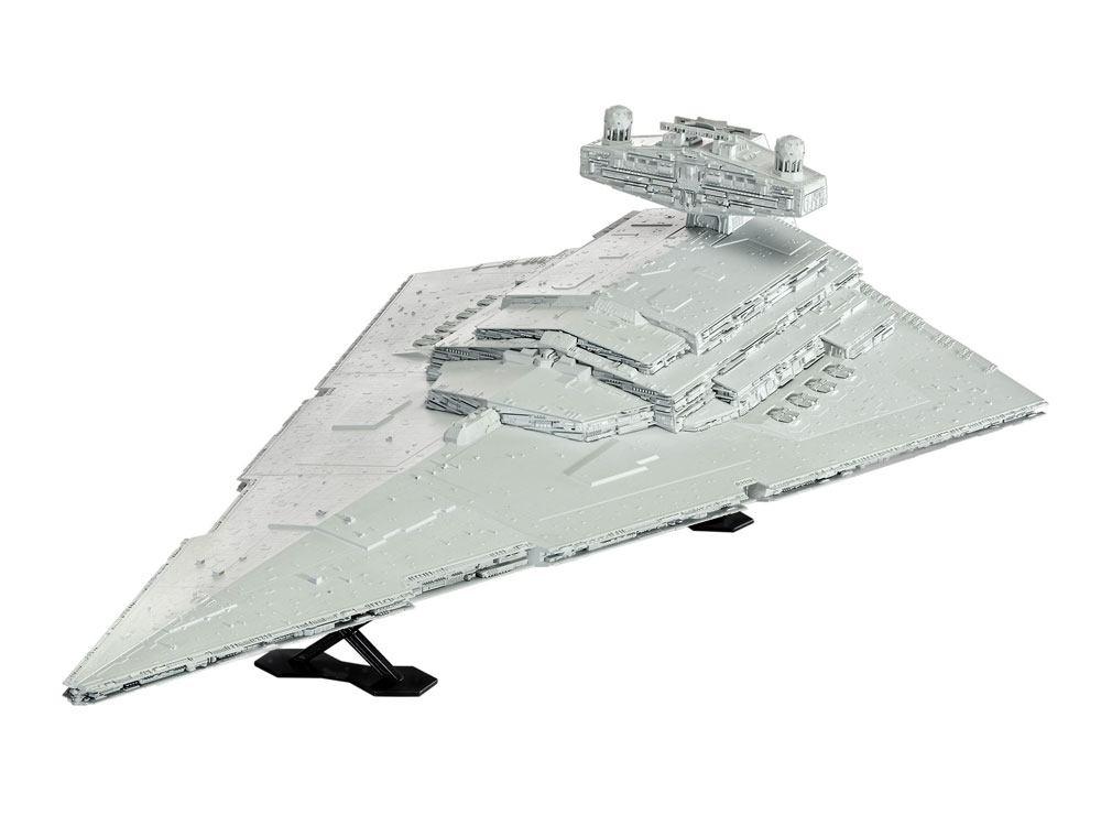 Star Wars Level 4 Model Kit 1/2700 Imperial Star Destroyer 60 cm --- DAMAGED PACKAGING