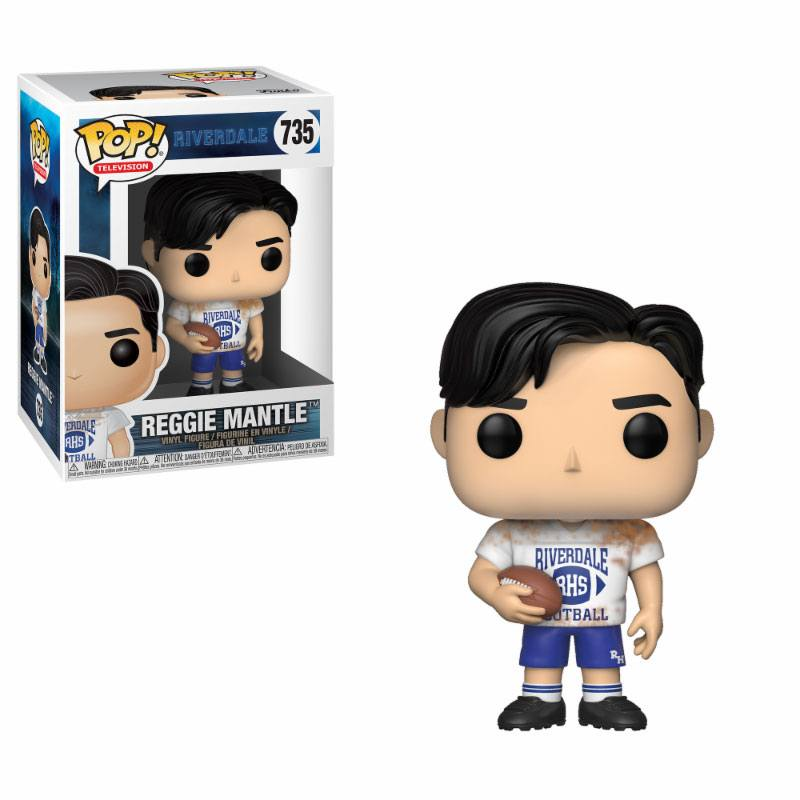 Riverdale Dream Sequence POP! Television Vinyl Figure Reggie in Football Uniform 9 cm