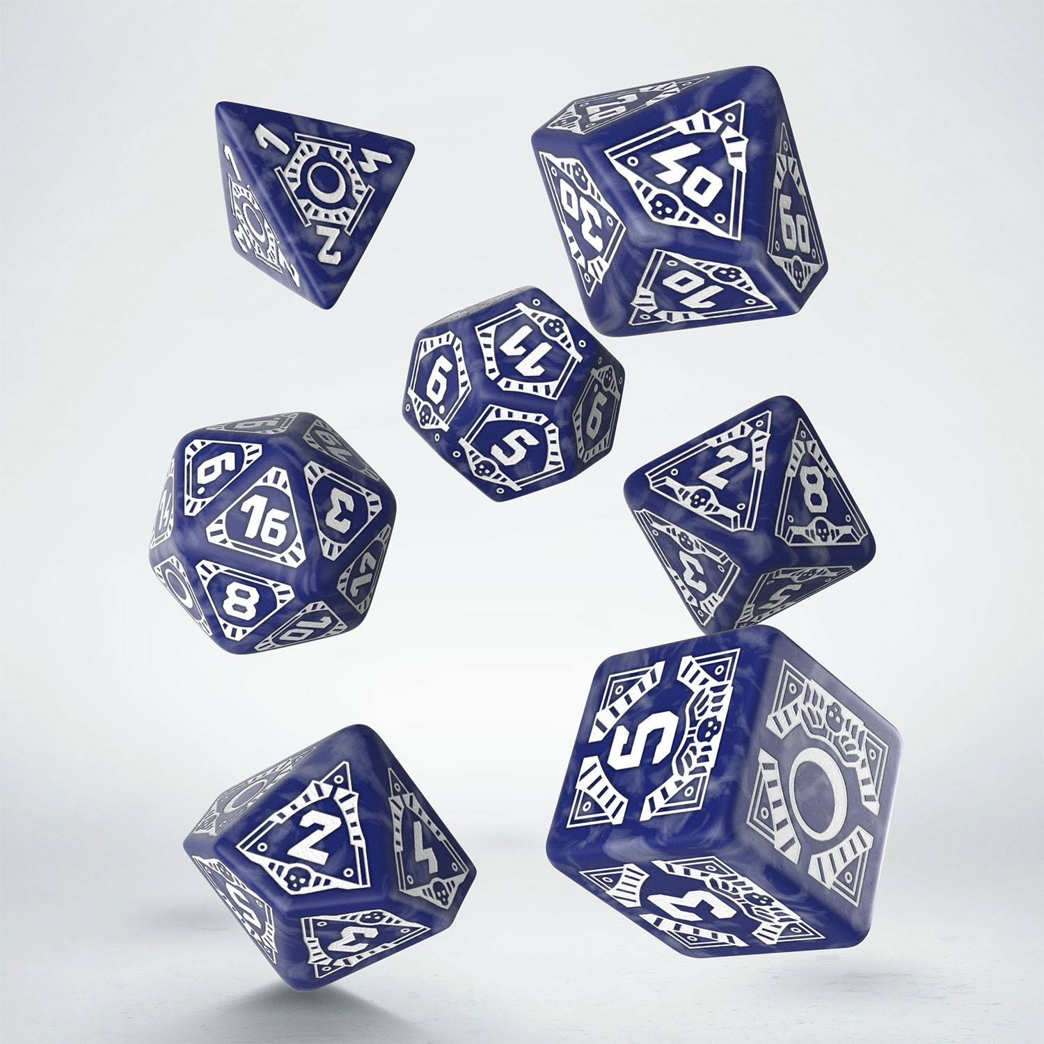 Starfinder Dice Set Signal of Screams (7)