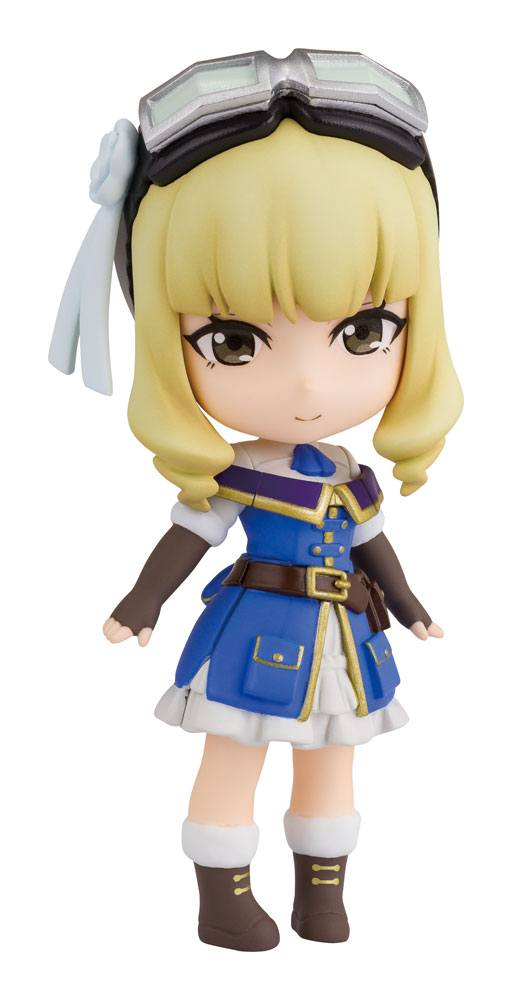 The Kotobuki Squadron in The Wilderness Figuarts mini Action Figure Emma 9 cm