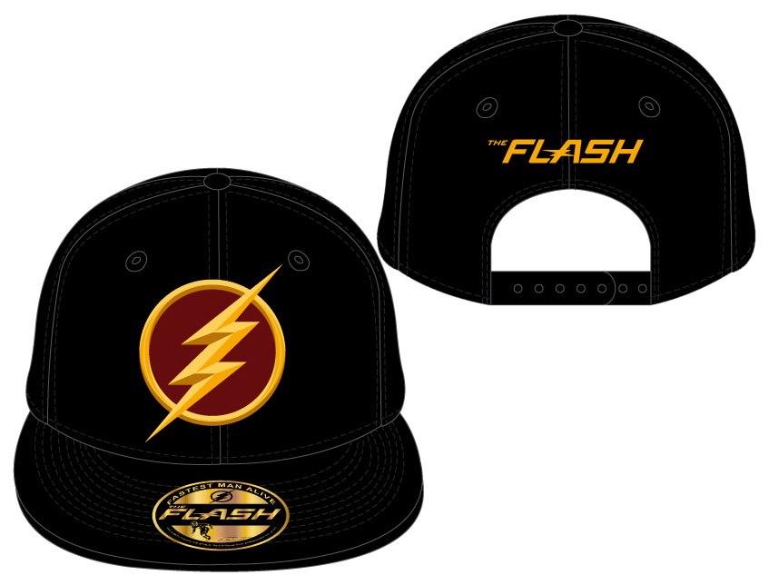 The Flash Adjustable Cap Logo