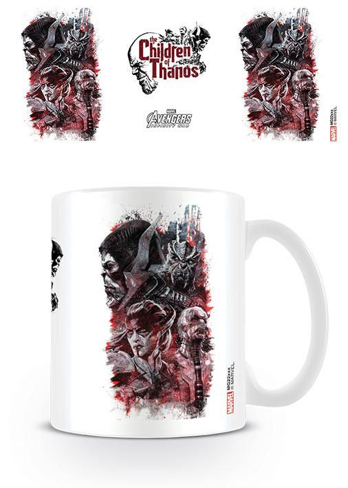 Avengers Infinity War Mug The Children Of Thanos