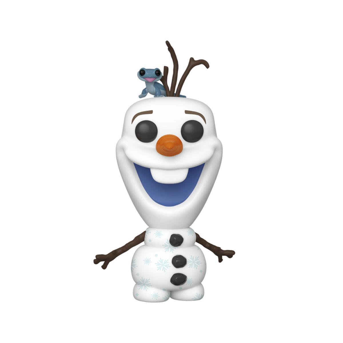 Frozen 2 POP! Disney Vinyl Figure Olaf & Bruni 9 cm
