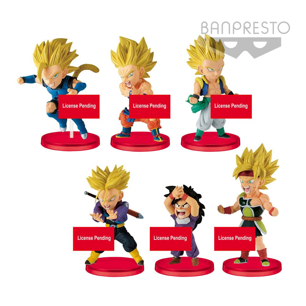 Dragon Ball Legends WCF ChiBi Figures 7 cm Assortment Vol. 1 (28)