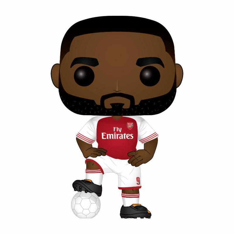 POP! Football Vinyl Figure Alexandre Lacazette (Arsenal) 9 cm