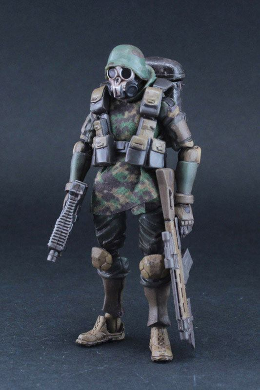 Acid Rain Action Figure 1/18 Marine Infantry 10 cm