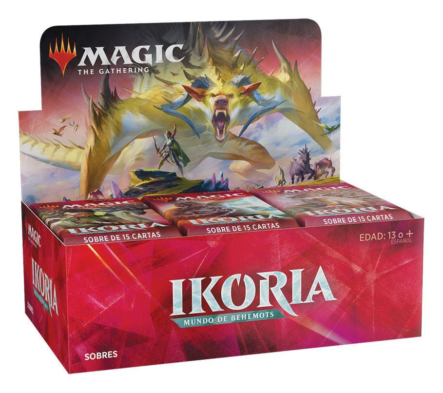 Magic the Gathering Ikoria: Mundo de behemots Booster Display (36) spanish