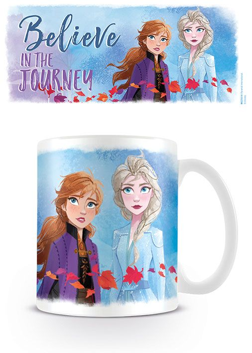 Frozen 2 Mug Believe in the Journey