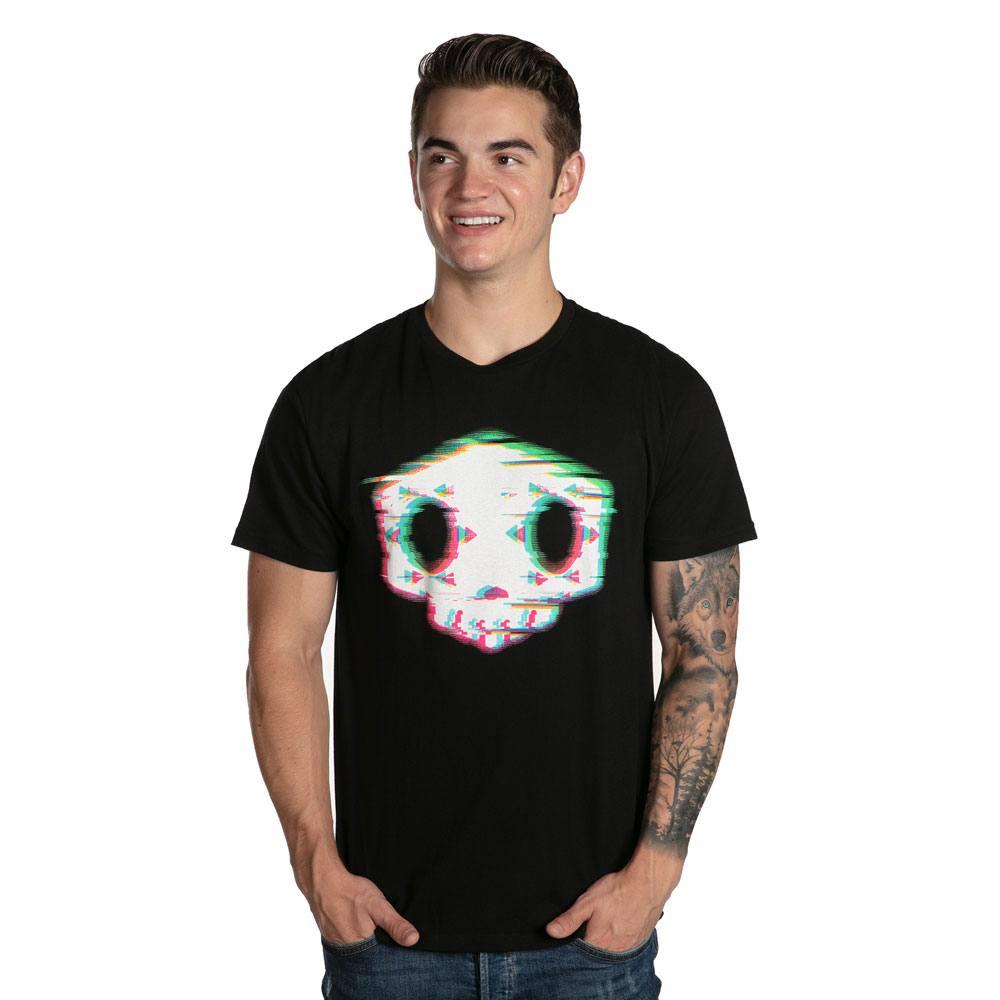 Overwatch T-Shirt Apagando Las Luces Size L