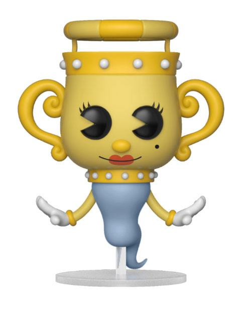 Cuphead POP! Games Vinyl Figure Legendary Ghost 9 cm