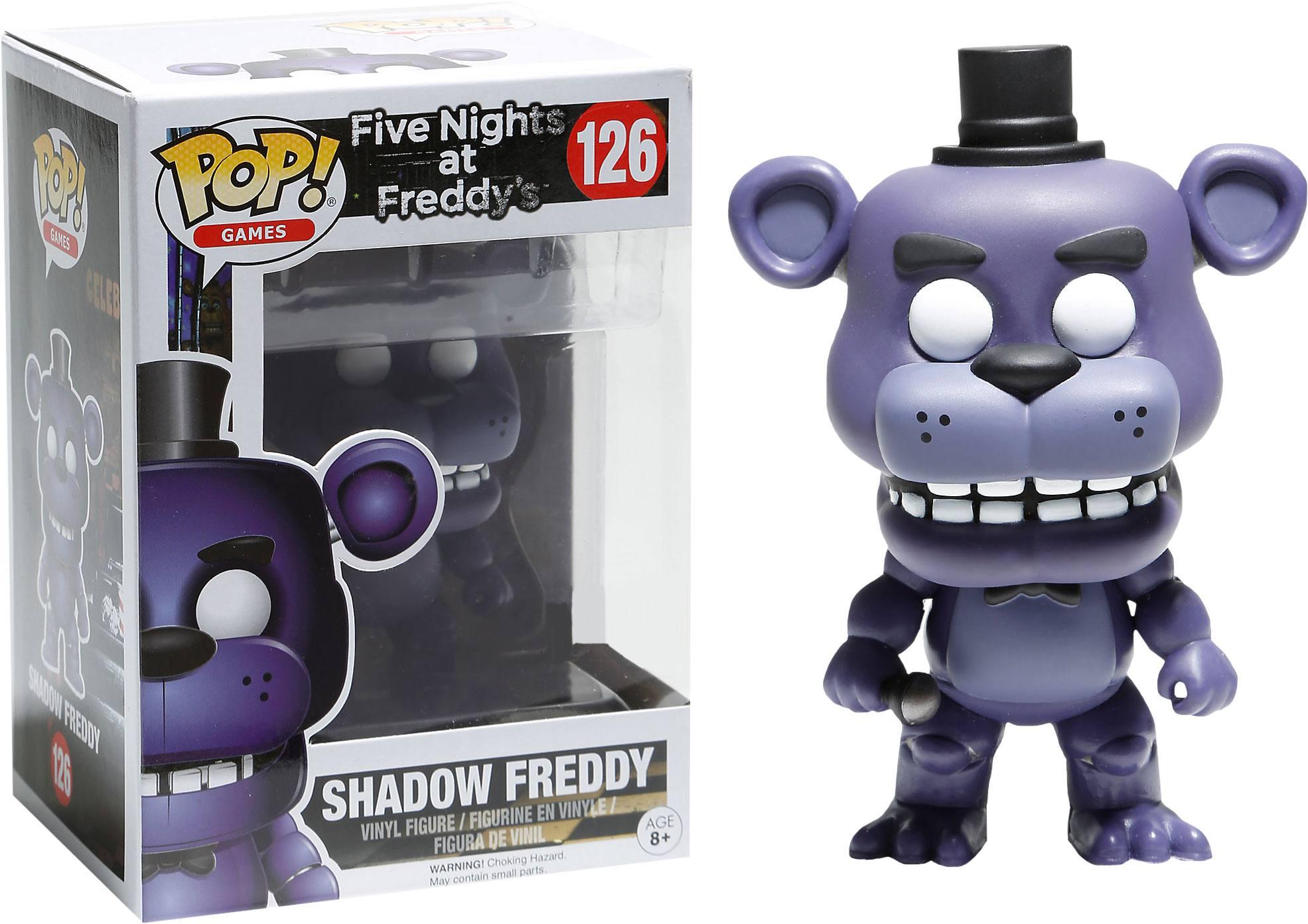 Five Nights at Freddy's POP! Games Vinyl Figure Shadow Freddy 9 cm