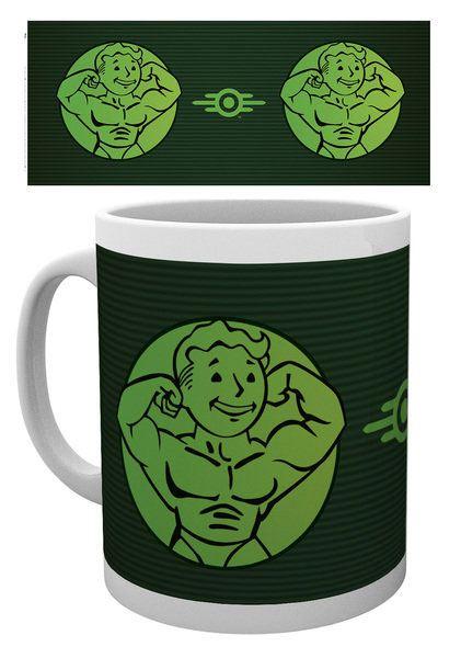 Fallout Mug Strength +1