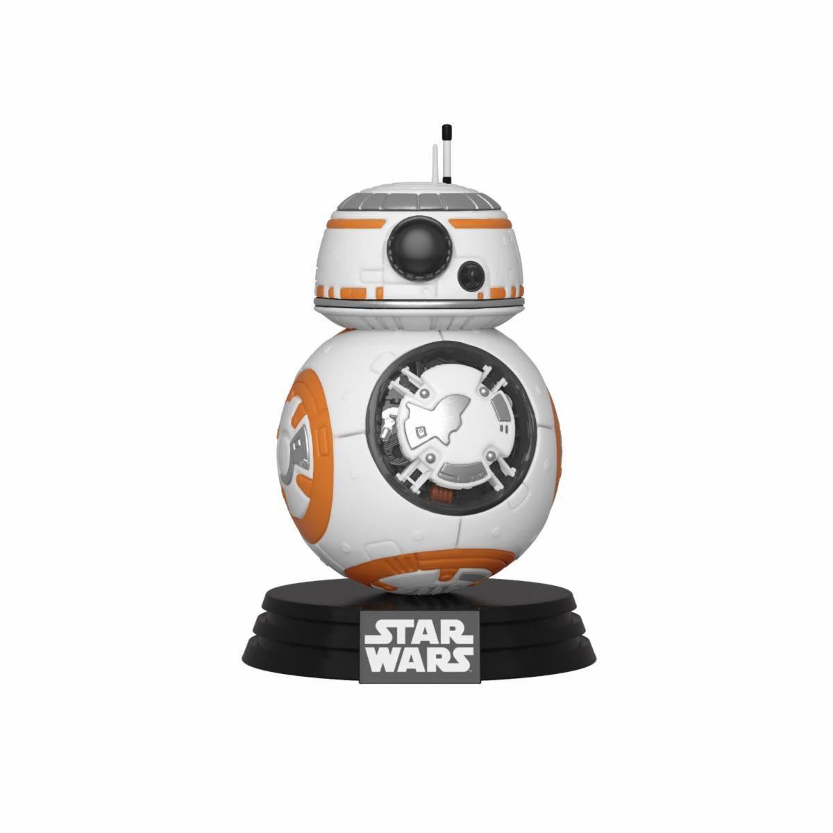 Star Wars Episode IX POP! Movies Vinyl Figure BB-8 9 cm