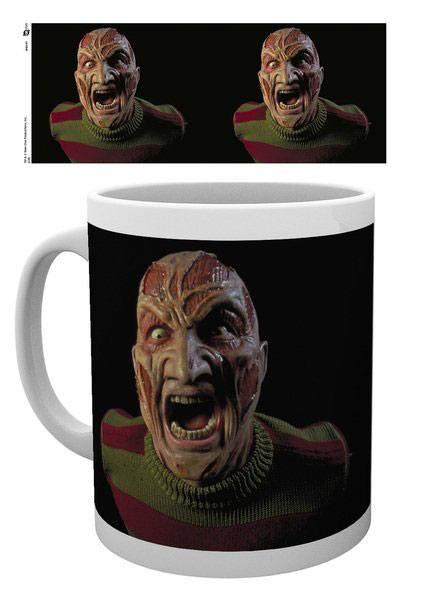 Nightmare on Elm Street Mug One Two