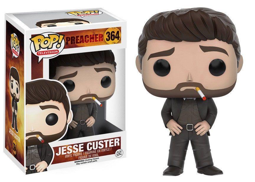 Preacher POP! Television Vinyl Figure Jesse Custer 9 cm