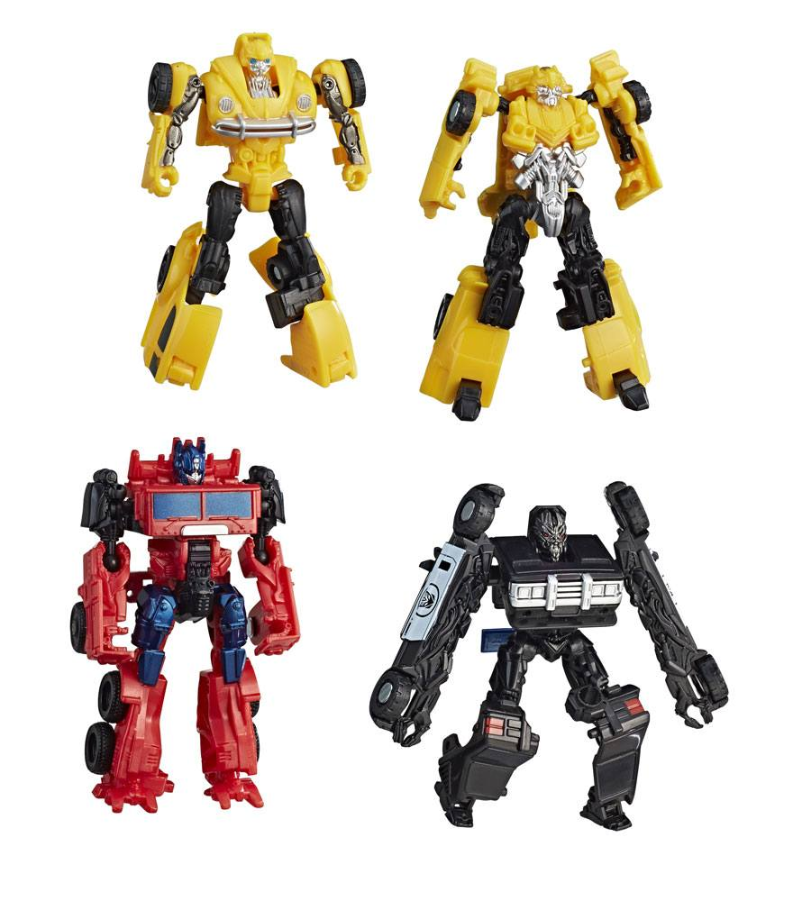 Transformers Bumblebee Energon Igniters Power Speed Action Figures 2018 Wave 3 Assortment (8)
