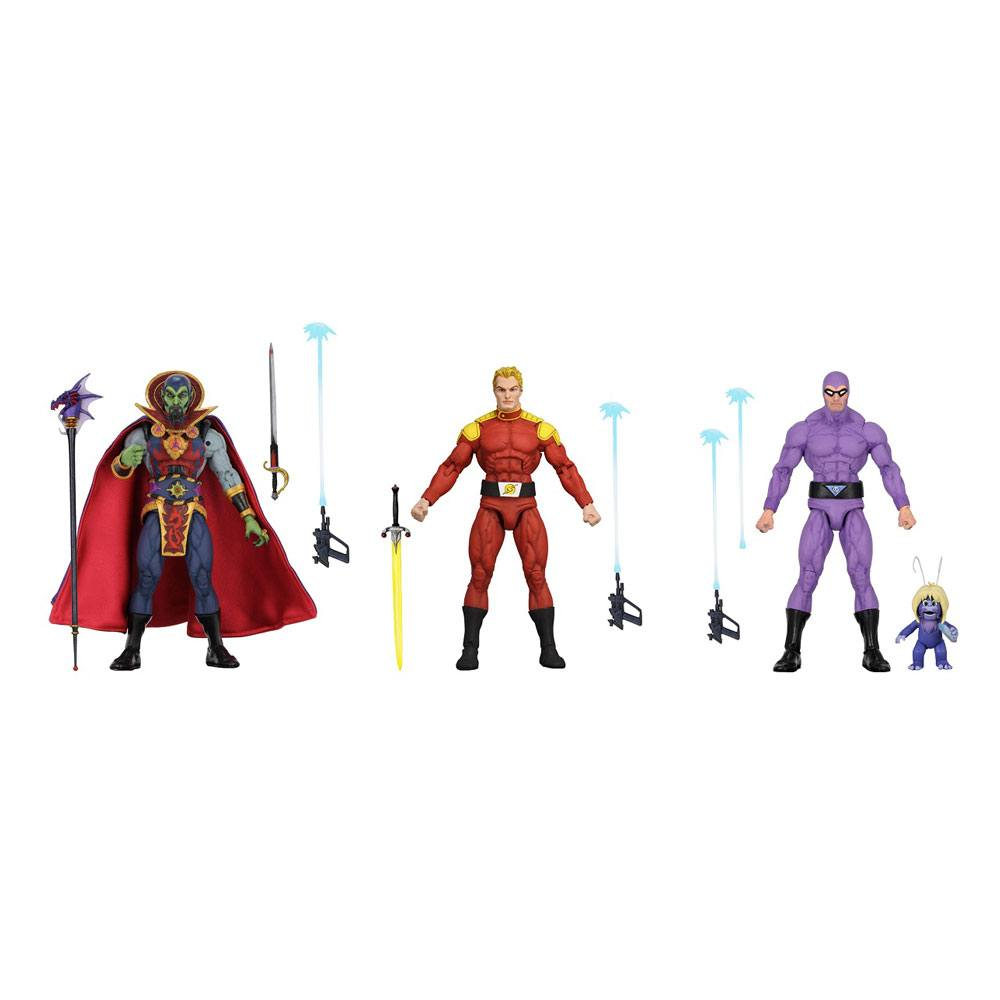 Defenders of the Earth Action Figures 18 cm Series 1 Assortment (12)