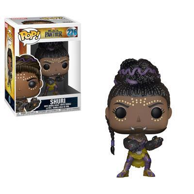 Black Panther Movie POP! Movies Vinyl Figure Shuri 9 cm