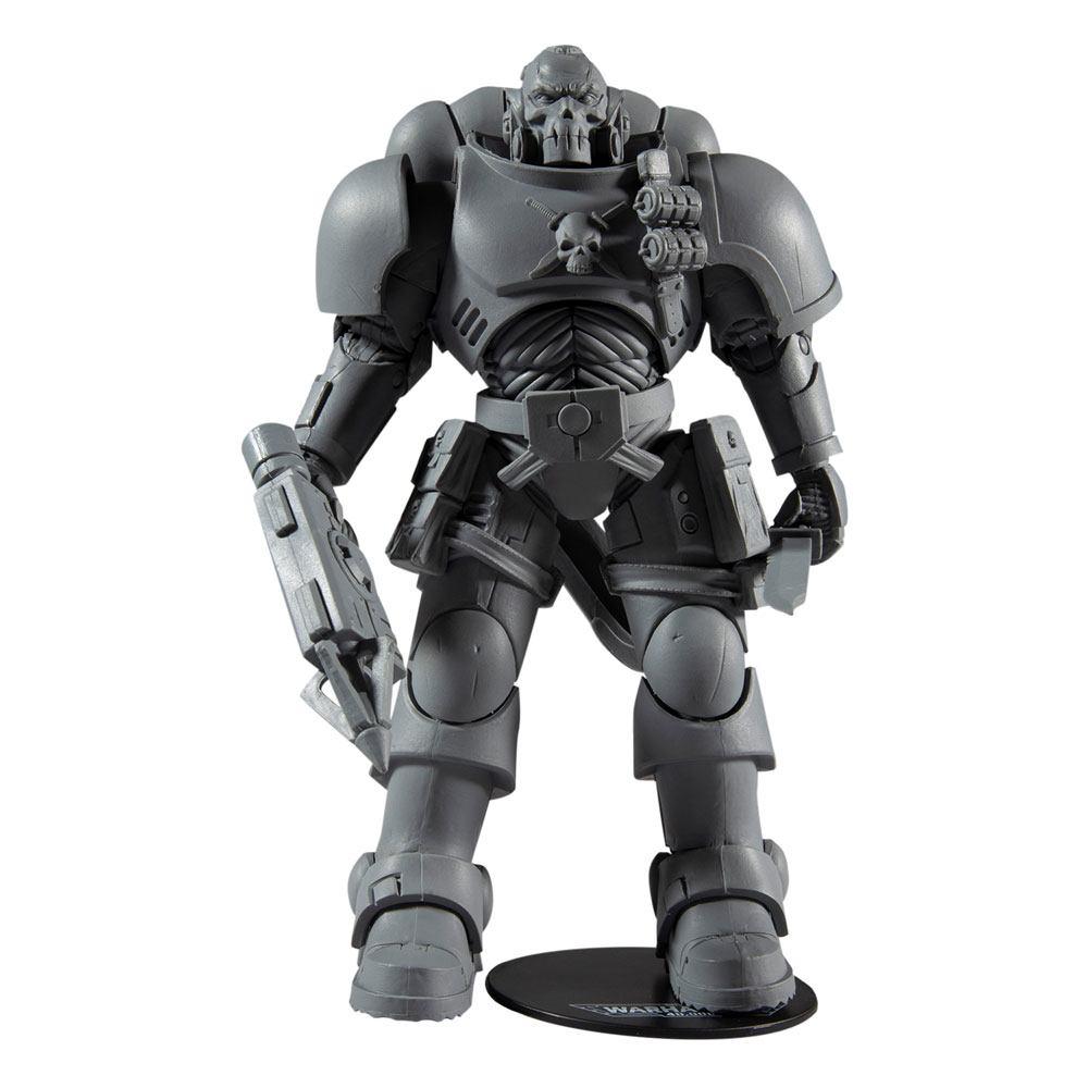 Warhammer 40k Action Figure Space Marine Reiver (Artist Proof) with Grapnel Launcher 18 cm