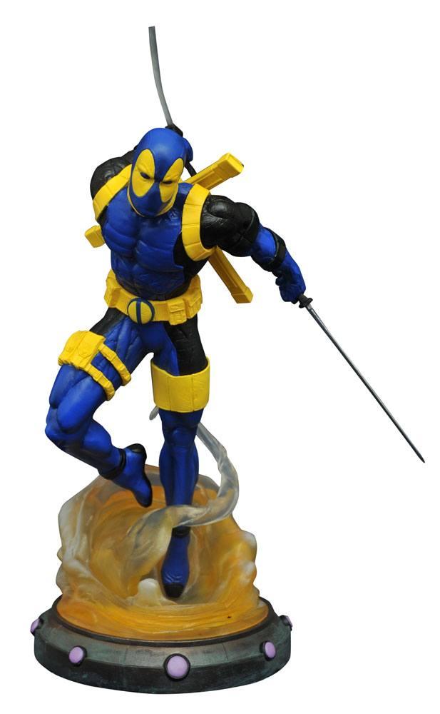 Marvel Gallery PVC Statue Deadpool X-Men Variant SDCC 2017 Exclusive 25 cm