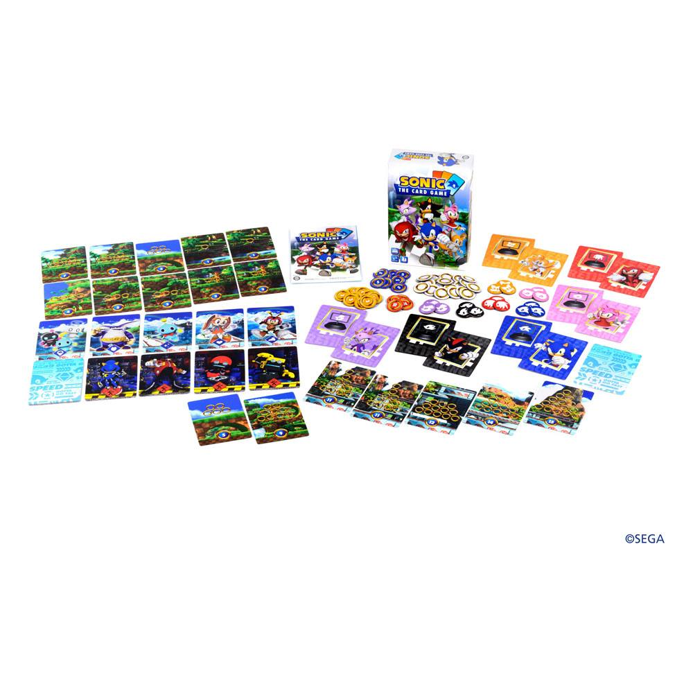 Sonic The Card Game *English Version*