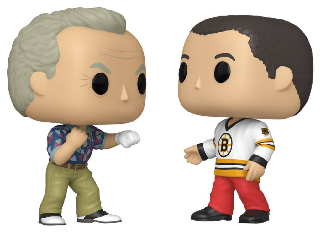 Happy Gilmore POP! Movies Vinyl Figure 2-Pack B.Barker 9 cm