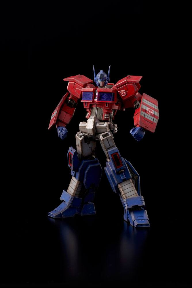 Transformers Furai Model Plastic Model Kit Optimus Prime IDW Ver. 16 cm