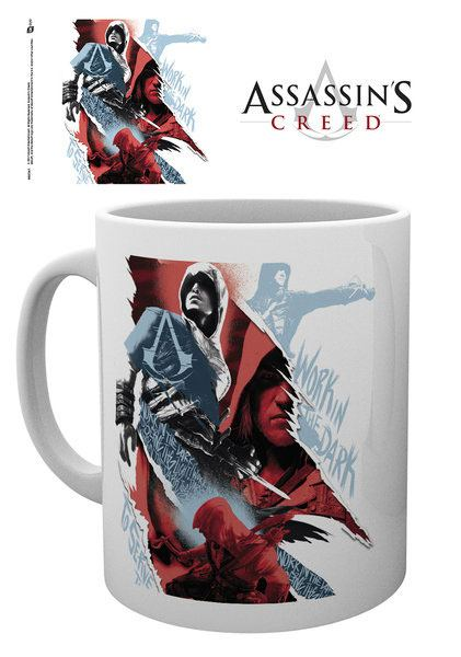 Assassin's Creed Mug Compilation 1
