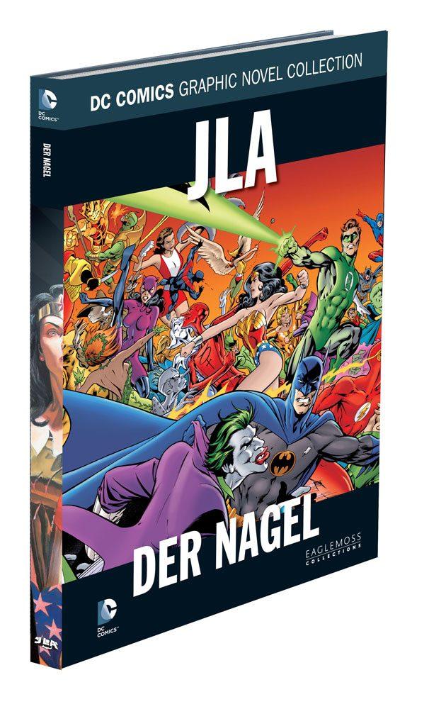 DC Comics Graphic Novel Collection #26 JLA: Der Nagel Case (12) *German Version*