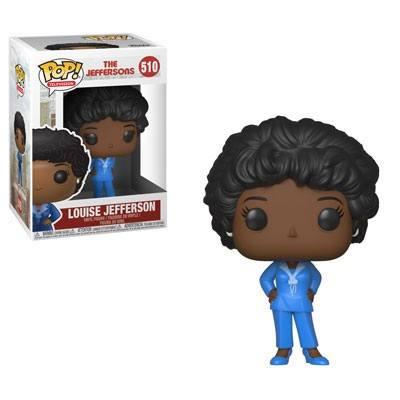 The Jeffersons POP! TV Vinyl Figure Louise Jefferson 9 cm