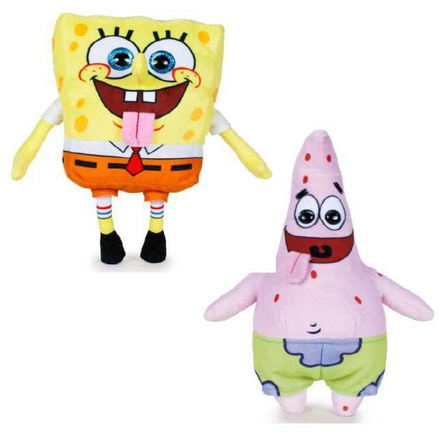 SpongeBob SquarePants Plush Figures 26 cm Assortment (12)